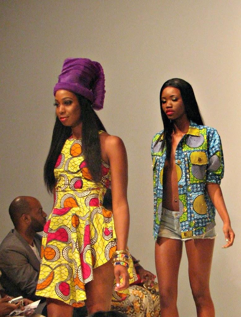 Nikky africana fashion school 68