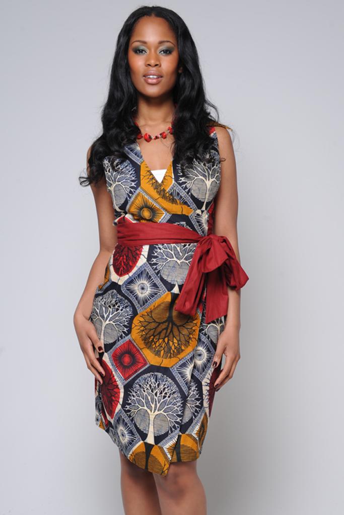 African Print Dresses on Pinterest | Ankara Fashion, African