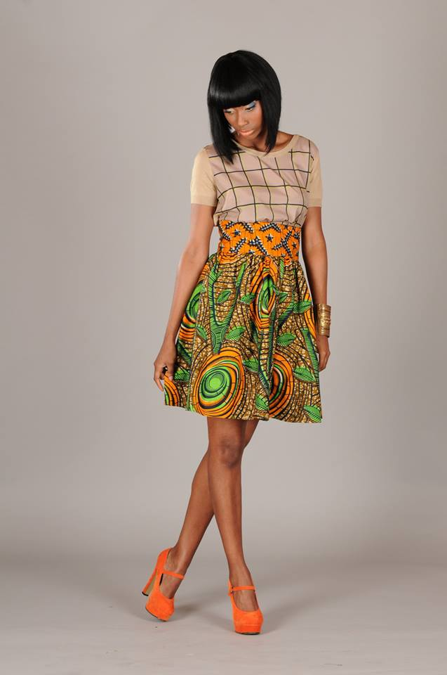 Prints Of The Week Rahyma African Prints In Fashion