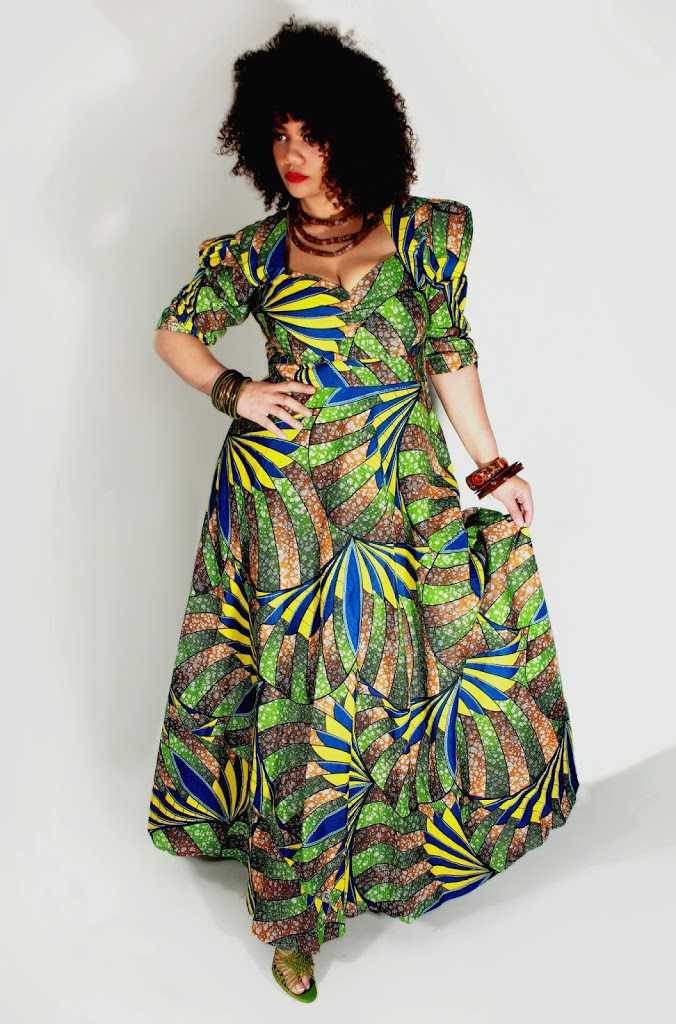 you asked for it long dresses amp skirts african prints