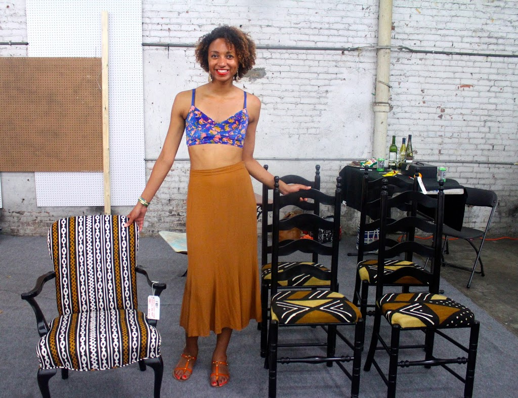 Diy Furniture Restoration With African Prints African