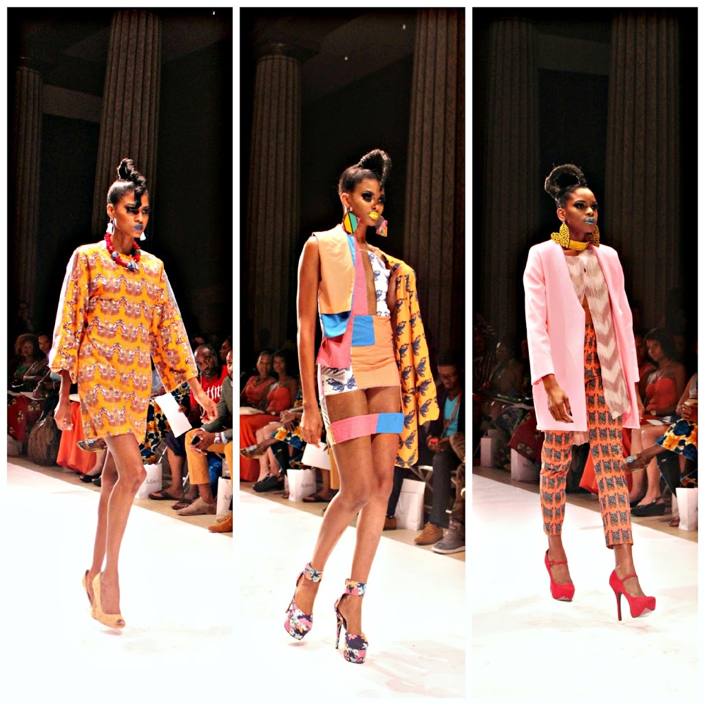 AFWNY: Designer to watch - Sydney Davies | African Prints ...