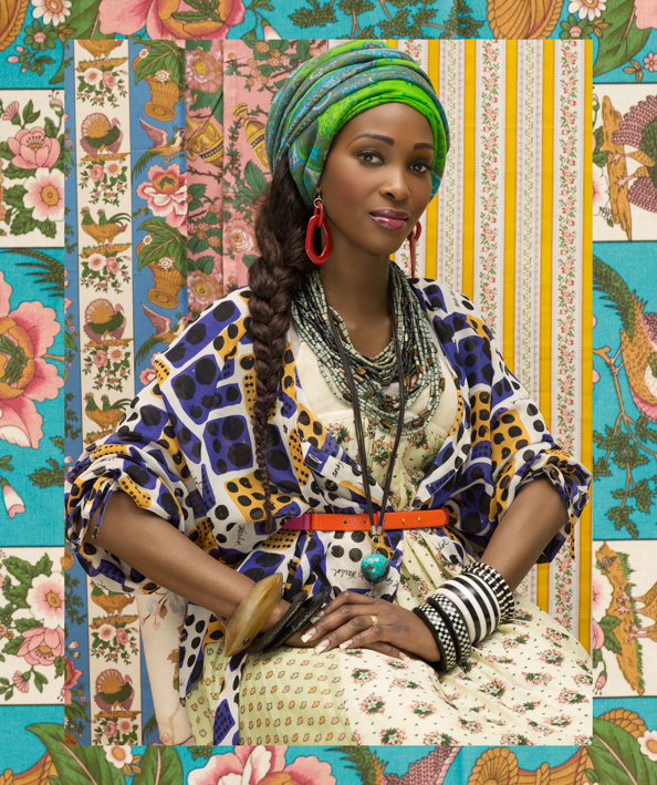 Mozambique Beauties African Prints In Fashion