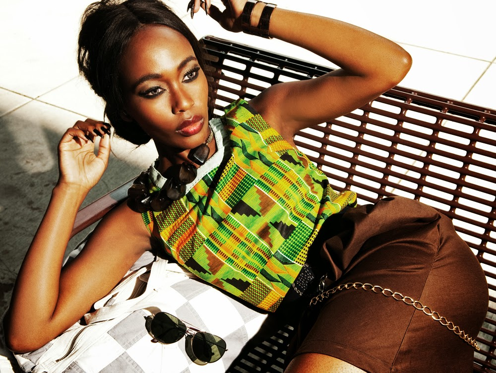 Fusion African West Collection By Herbert Victoria