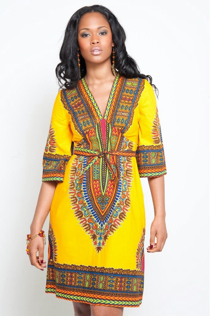 Do you dashiki african prints in fashion African fashion designs pictures