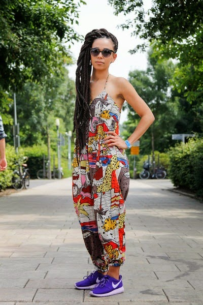 Right Now I Love Jumpsuits Rompers African Prints In Fashion