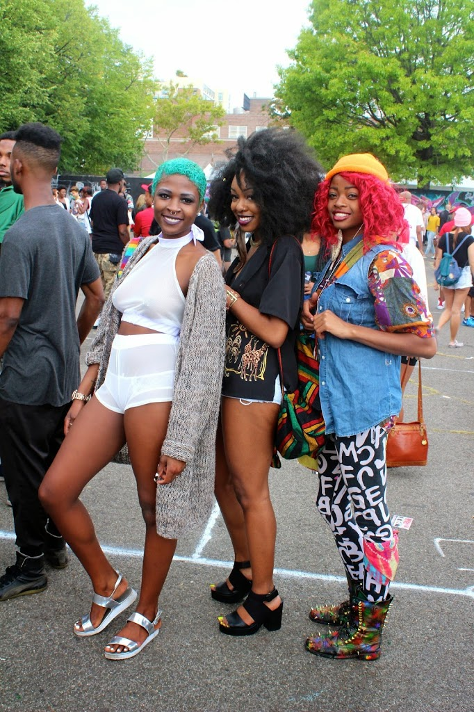 impressions afropunk 2014 african prints in fashion