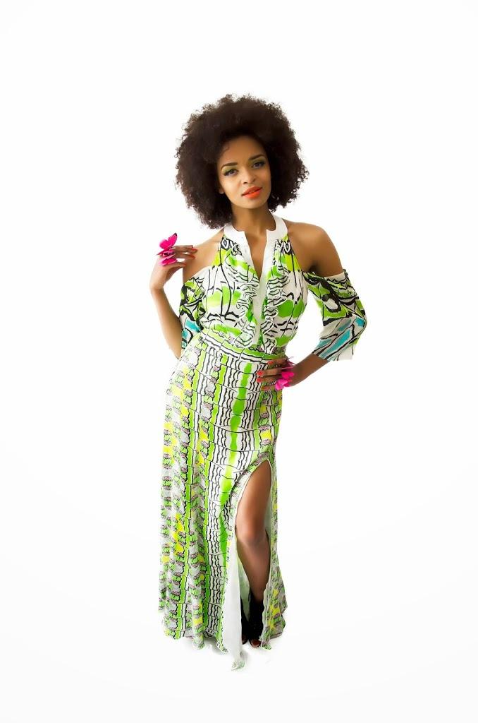Like A Butterfly Eki Orleans Ss 2015 African Prints In