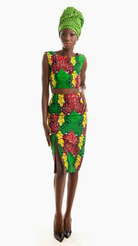 African Style Fashion Designers