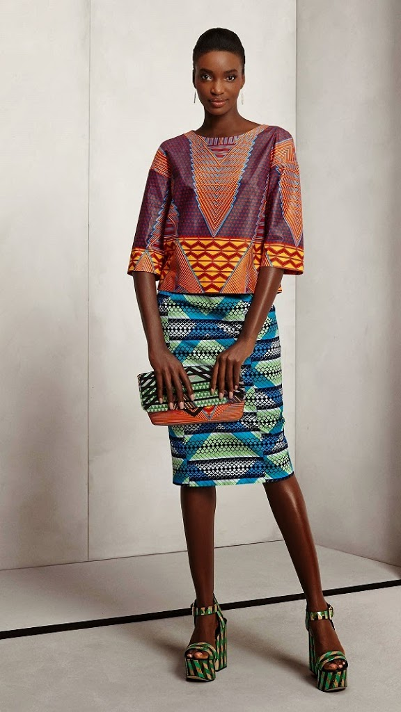 Think the new vlisco collection african prints in fashion