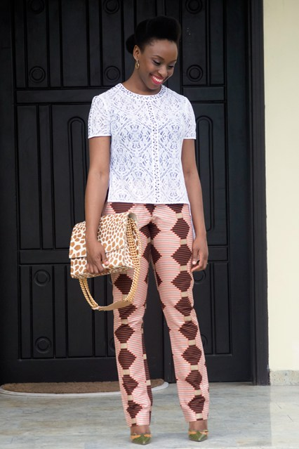 Chimamanda Ngozi Adichie shares her style