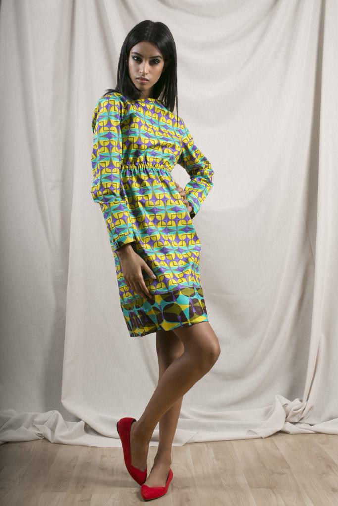 apif__ifescloste_Contrast Dress