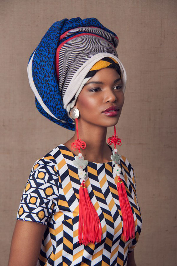 African Prints in Fashion Blog