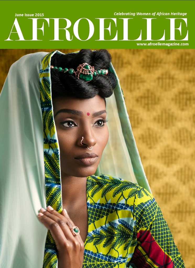 June Issue 2015 Cover