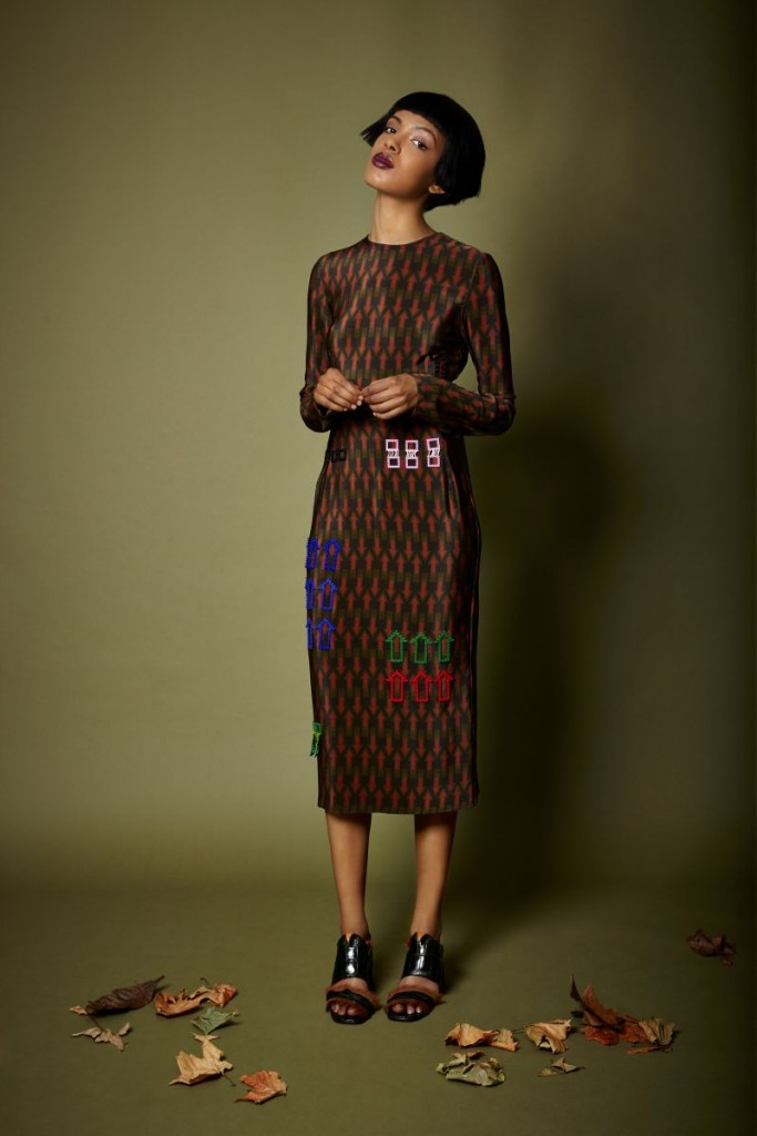 Fall With Lisa Folawiyo African Prints In Fashion
