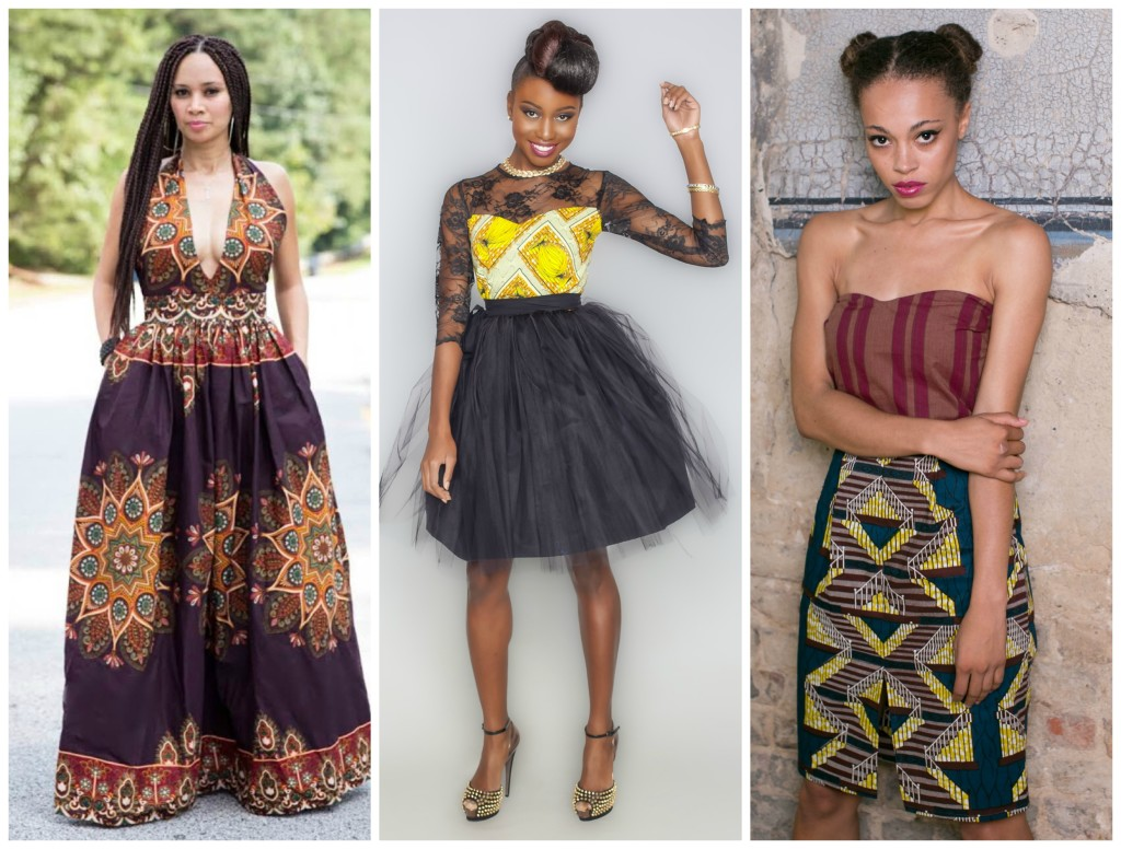8e59bab2c4d4 What to Wear for Holiday Parties: APiF's Outfit Guide   African Prints in  Fashion