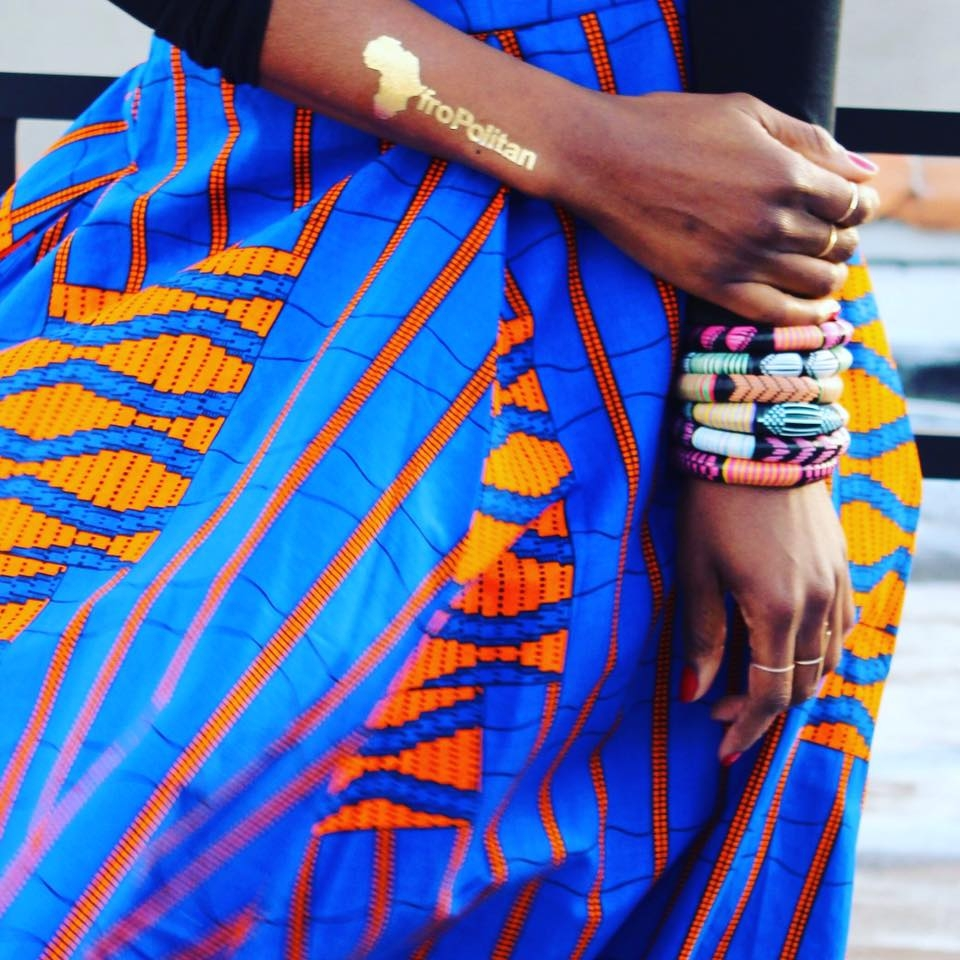African Fashion Pop-up