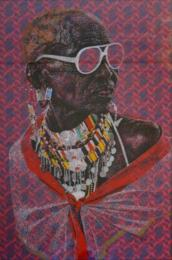 "Artist Evans Mbugua: ""Prints as Means of Communication"""