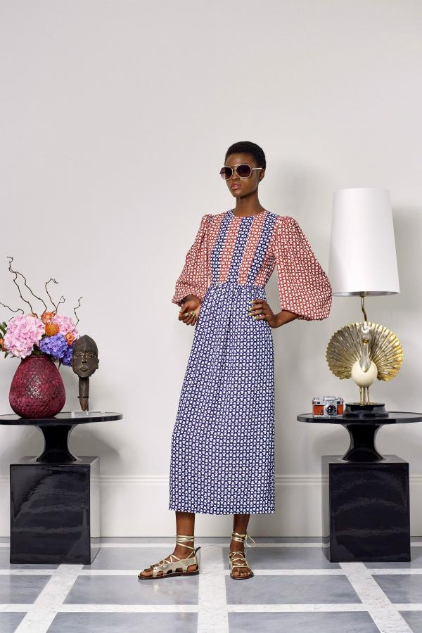Consistency of Excellence: Duro Olowu SS18